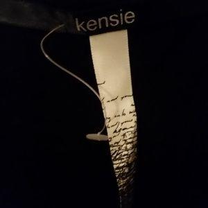 """Long floor length dress """"Kensie"""""""